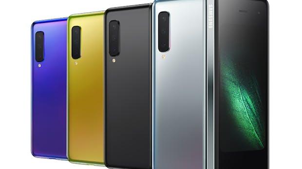 Galaxy Fold: Samsung bringt sein Foldable mit 5G am 18. September nach Deutschland