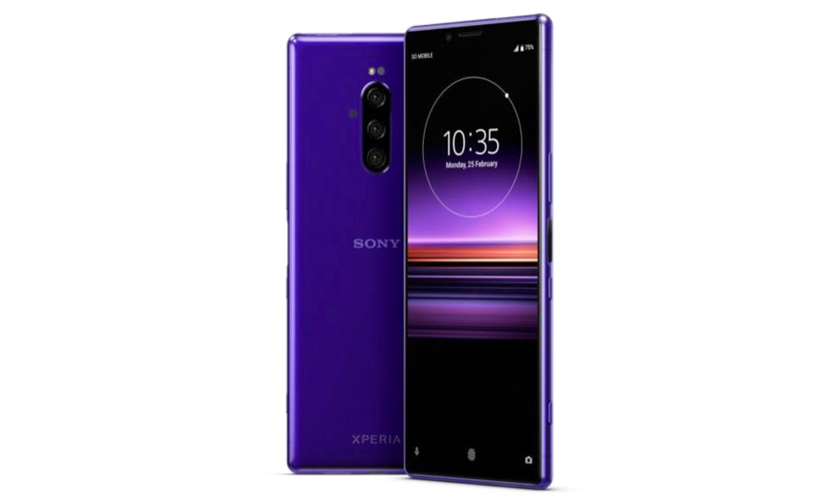 Sony Xperia 1: Neues High-End-Smartphone mit 4K-Cinema-Display
