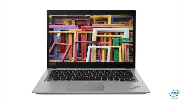 Thinkpad T490s. (Bild: Lenovo)
