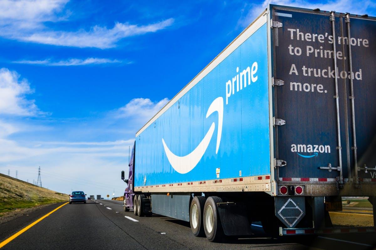 Amazons Liefermaschinerie hat Schluckauf: Verzögerungen in den USA