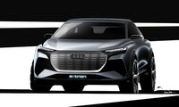 Q4 E-Tron: Audi gibt Vorgeschmack auf kompaktes E-SUV