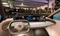 BMW Natural Interaction ermöglicht die Bedienung mit Blicken und Gesten – mehr als nur Sprachsteuerung