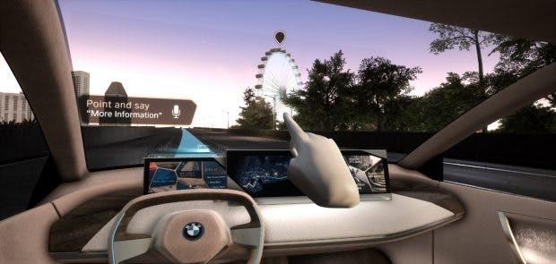 BMW Natural Interaction. (Foto: BMW)