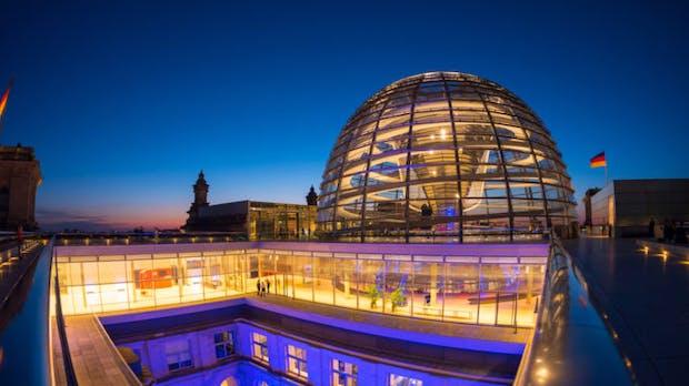 E-Government in Europa: Deutschland liegt im Mittelfeld