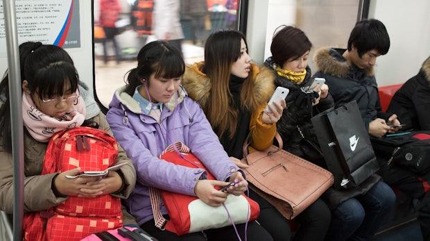Marktforscher: iPhone-Absatz in China ist um ein Fünftel gefallen