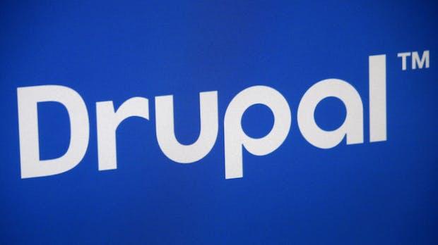 Drupal-7-Nutzer sollten ein Update auf Version 8 vorbereiten