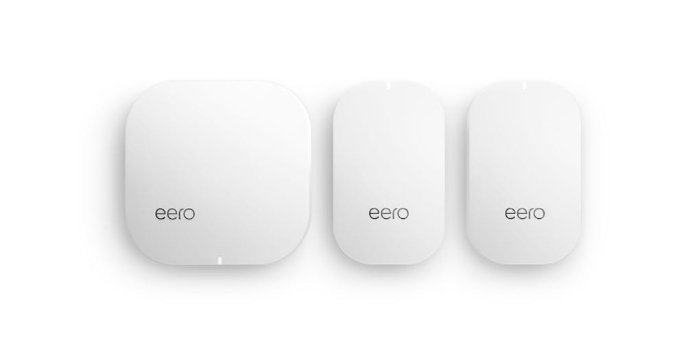 Eero Mesh-WLAN-System. (Foto: Eero)