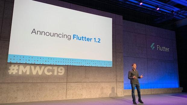 Flutter 1.2: Das hat sich im ersten stabilen Release-Update getan