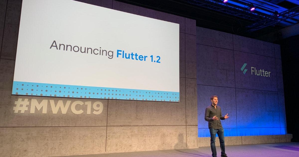 QnA VBage Flutter 1.2: Neue webbasierte Entwickler-Tools und Dart-Update