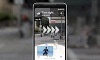 Google Maps: AR-Navigation für Fußgänger kommt bei ersten Nutzern an