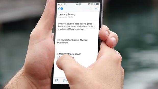 E-Mail-Grußformel: Diesen populären Kommafehler solltest du kennen