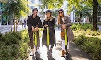 Hive – das E-Scooter-Startup will 2019 in Europa durchstarten