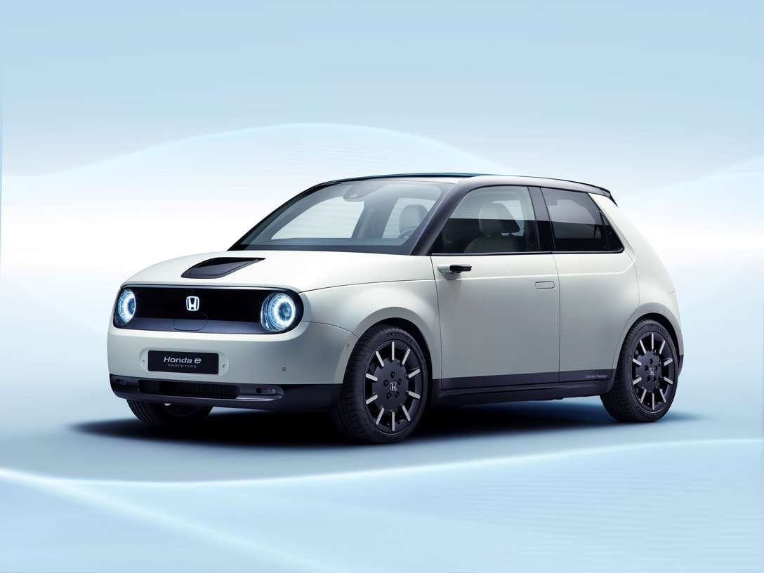"Nah am Serienmodell: Honda zeigt elektrischen Cityflitzer ""e-Prototype"""