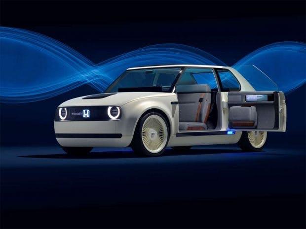 Honda E-Prototype. (Bild: Honda)