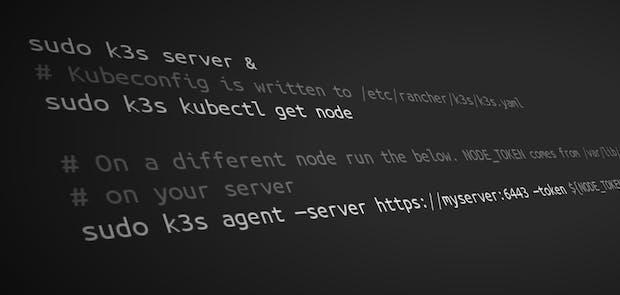 Edge-Computing: K3s ist eine schlanke Kubernetes-Distribution