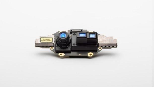 Der neue Kinect-for-Azure-Sensor wird in der Hololens 2 verbaut sein. (Foto: Microsoft)