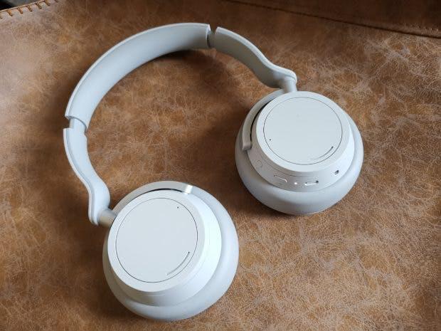 Microsoft Surface Headphones. (Foto: t3n)