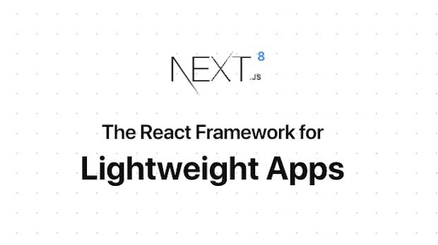 React-Framework Next.js erreicht Version 9.5: Das ist drin