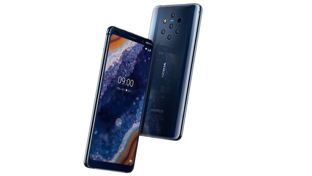 Nokia 9 Pureview. (Bild: HMD Global)