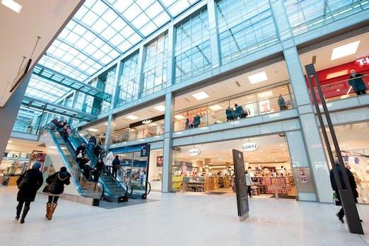 Hamburg: Ein Einkaufszentrum hat eine Lösung für viele Paketprobleme gefunden
