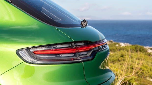 Porsche Macan – bald kommt das SUV als Stromer. (Foto: Porsche)