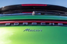 Porsche Macan. (Foto: Porsche AG)