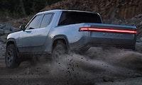 E-Truck-Startup Rivian baut Elektroplattform für Ford