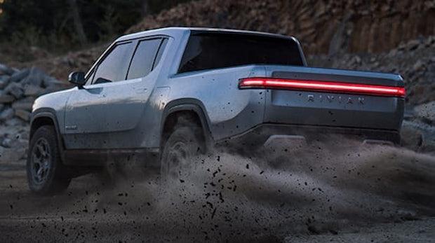 Ford baut Elektroautos künftig auf Plattform von Rivian