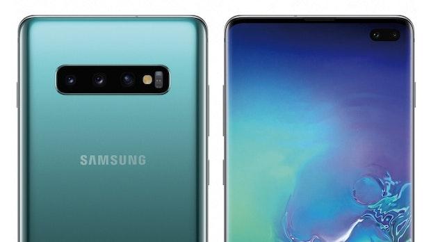 Samsung Galaxy S10 (Plus): So sehen die neuen Topmodelle aus, das steckt wahrscheinlich drin