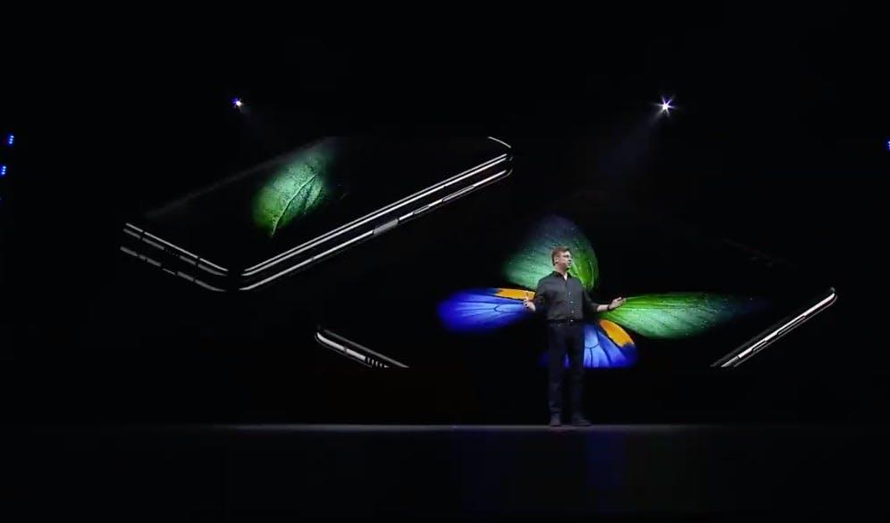 Galaxy Fold: Samsung-Foldable ist offiziell und kommt im Mai nach Deutschland