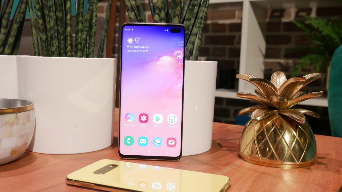 Samsung Galaxy S10, Plus und S10e im Vergleich: Was ist gleich, wo sind die Unterschiede?