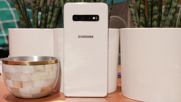 Samsung Galaxy S10 Plus: So teuer sind die Bauteile