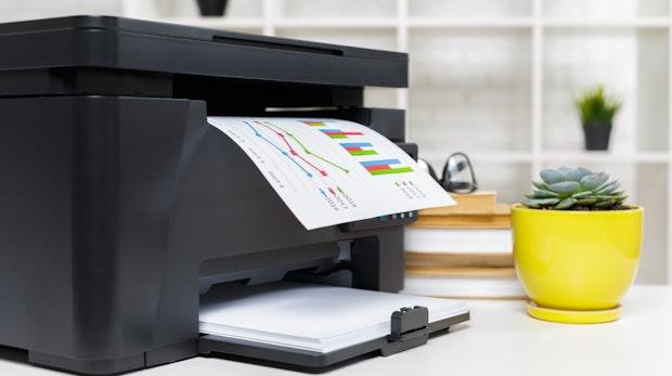 Drucker fürs Büro: So findest du die passende Lösung