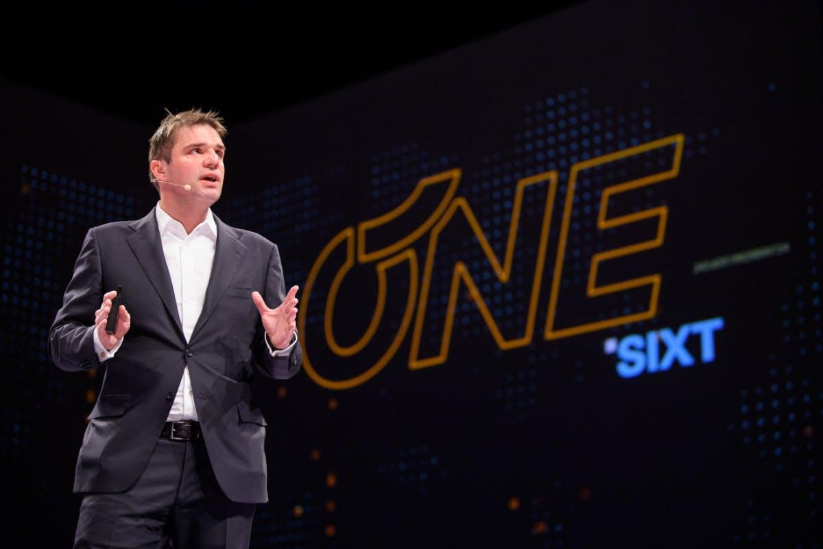 Sixt startet digitale Mega-Mobilitätsplattform mit 240.000 Fahrzeugen