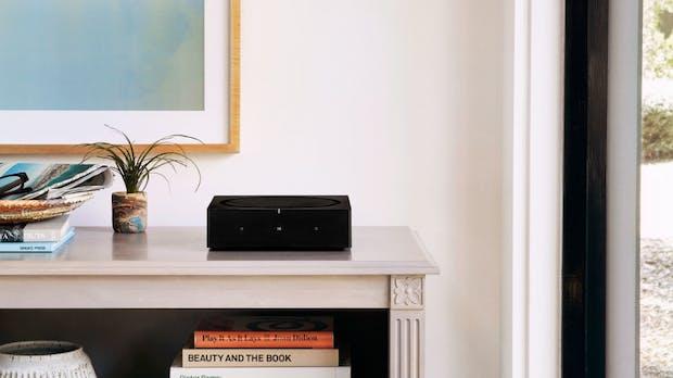 Sonos kündigt Amp-Verstärker und neue Speaker für drinnen und draußen an