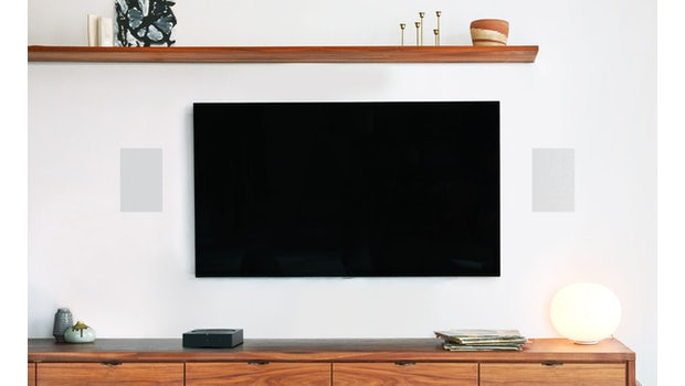 Sonos In-Wall-Speaker. (Bild: Sonos)