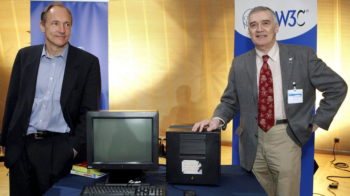 CERN lässt euch surfen wie vor fast 30 Jahren