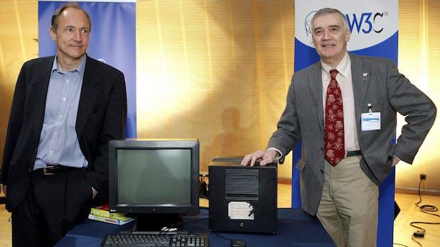 Surfen wie 1990: CERN bringt den ersten Browser der Welt zurück