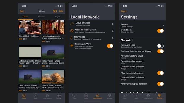 Einblicke in die neue UI: Das bringt VLC Media Player 4