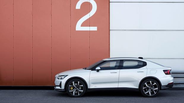 Polestar 2: Volvo-Tochter stellt erstes reines Elektroauto vor