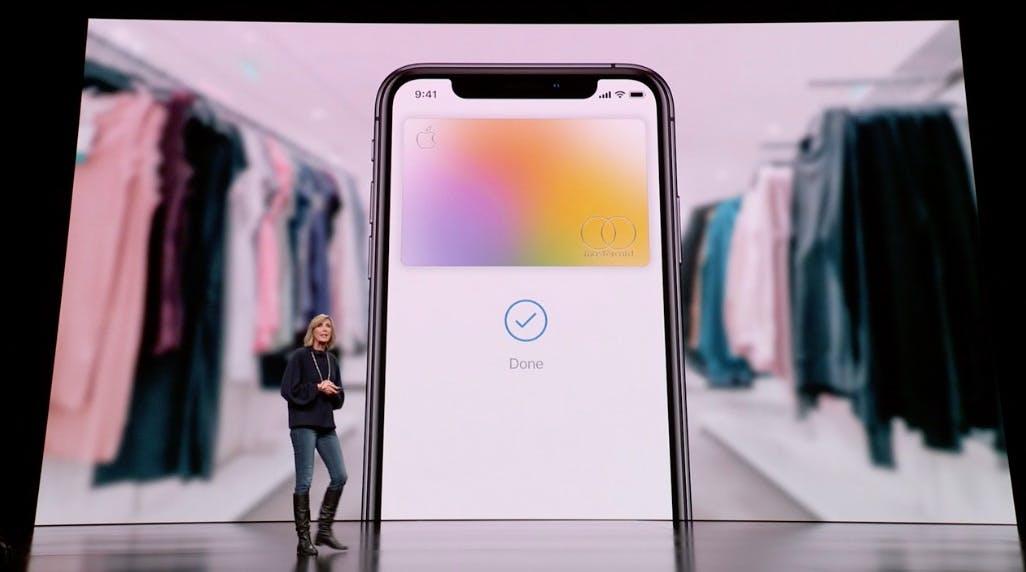 Apple Card: Das ist die Kreditkarte des iPhone-Konzerns