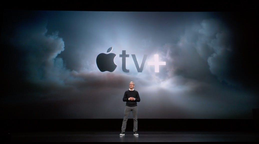 Apple bringt Streamingdienst Apple TV Plus und baut TV-App aus