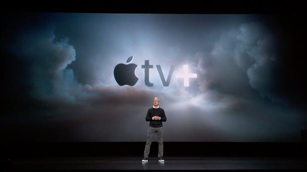 Premiere für Streamingdienst TV Plus: Apple gründet eigenes Filmstudio