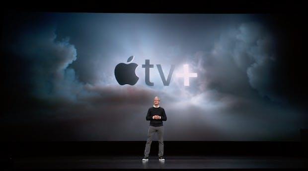 Apple: Konzern baut TV-App aus und stellt Streamingdienst Apple TV Plus vor