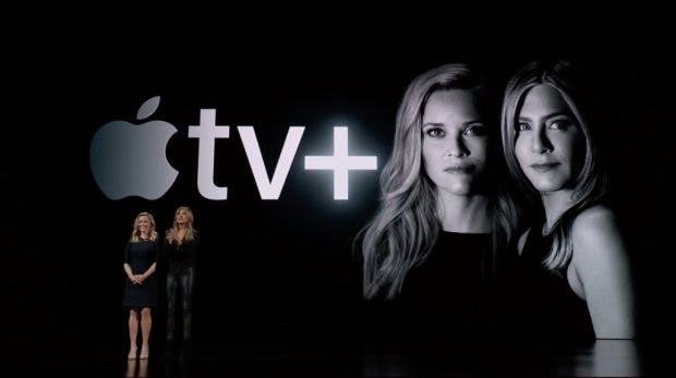 Reese Witherspoon und Jennifer Aniston Apple TV Plus