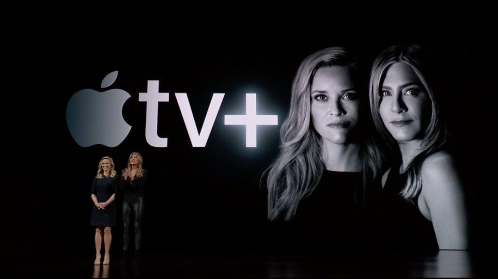 Apple TV Plus soll im November mit 5 Serien starten und 9,99 Dollar kosten