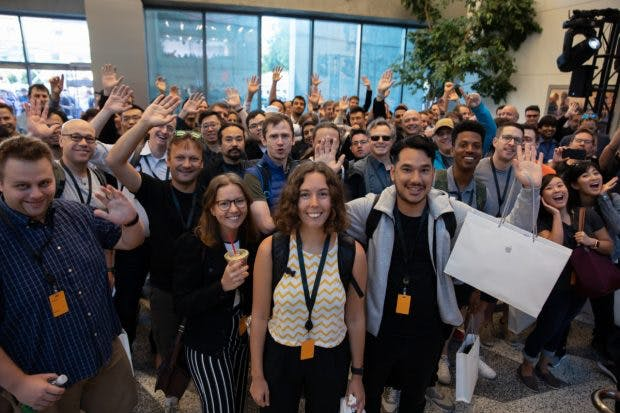 Apple will award 350 scholarships to future developers to attend WWDC 2019. (Photo: Apple)