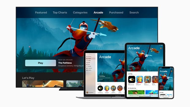 Apple Arcade startet offiziell am 19. September