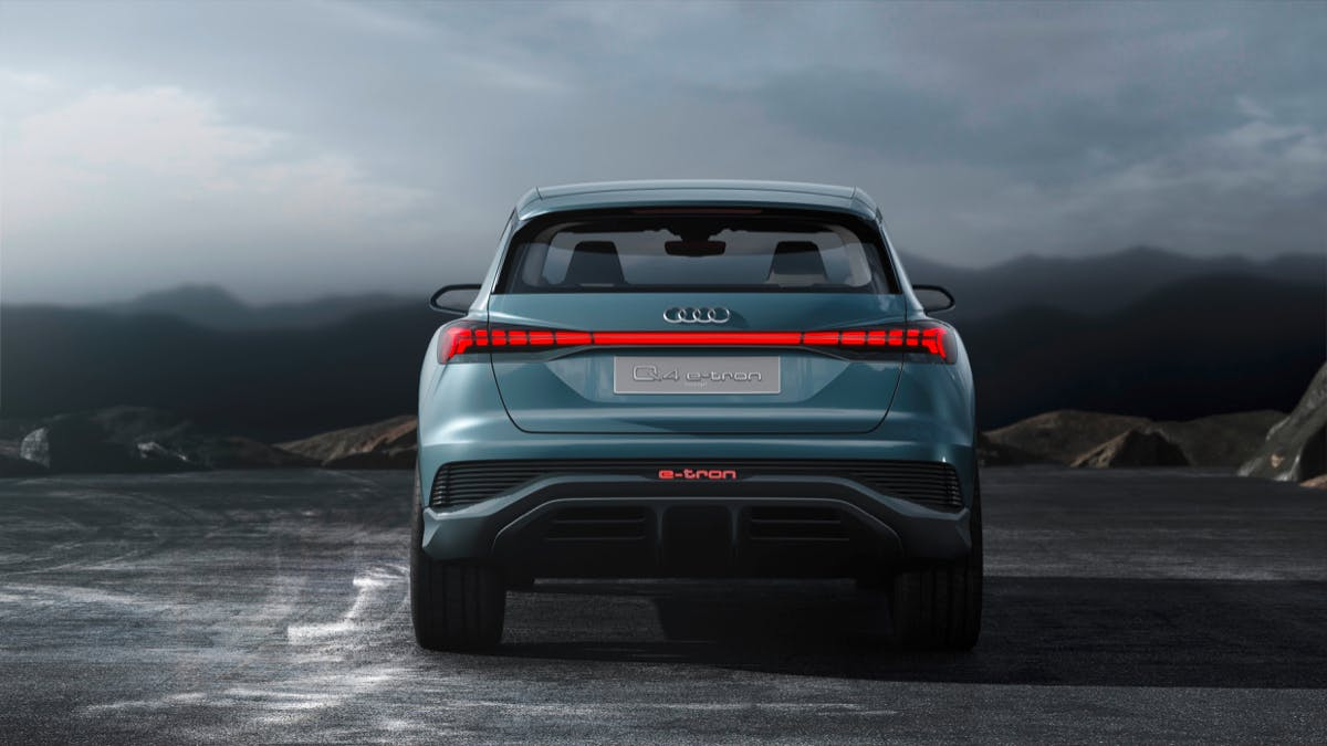 VW-Tochter Audi schraubt die Elektro-Ziele nach oben