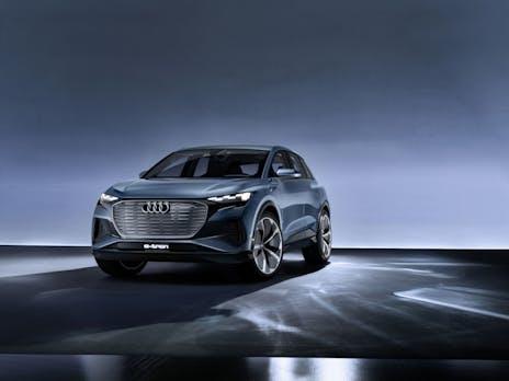 Kompaktes SUV – das ist das Audi Q4 E-Tron Concept